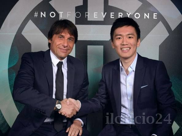 Antonio Conte all'Inter, conflitto tra sentimento e ragione.