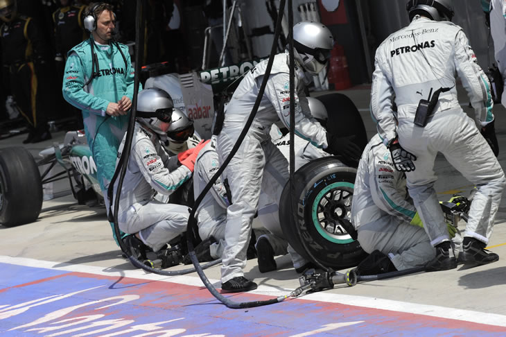 F1: GP di Germania, Pirelli porterà le soft e le medium.