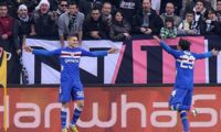 Samp: Out l`infortunato Costa e lo squalificato Eder